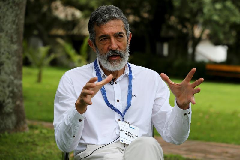 Juan Enrique García. Programas de la Cooperación Española
