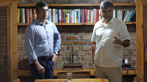 Ritwick Dutta y Rahul Choudhary