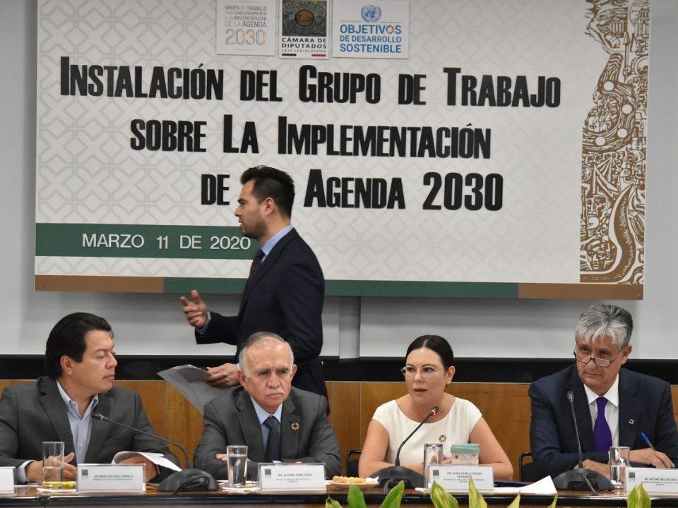 Reunión Agenda 2030