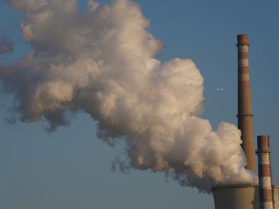 Emisiones de chimenea
