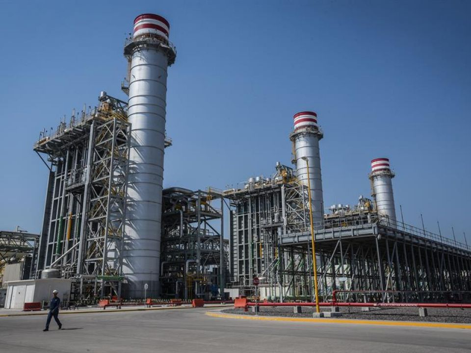 Termoeléctrica de Huexca
