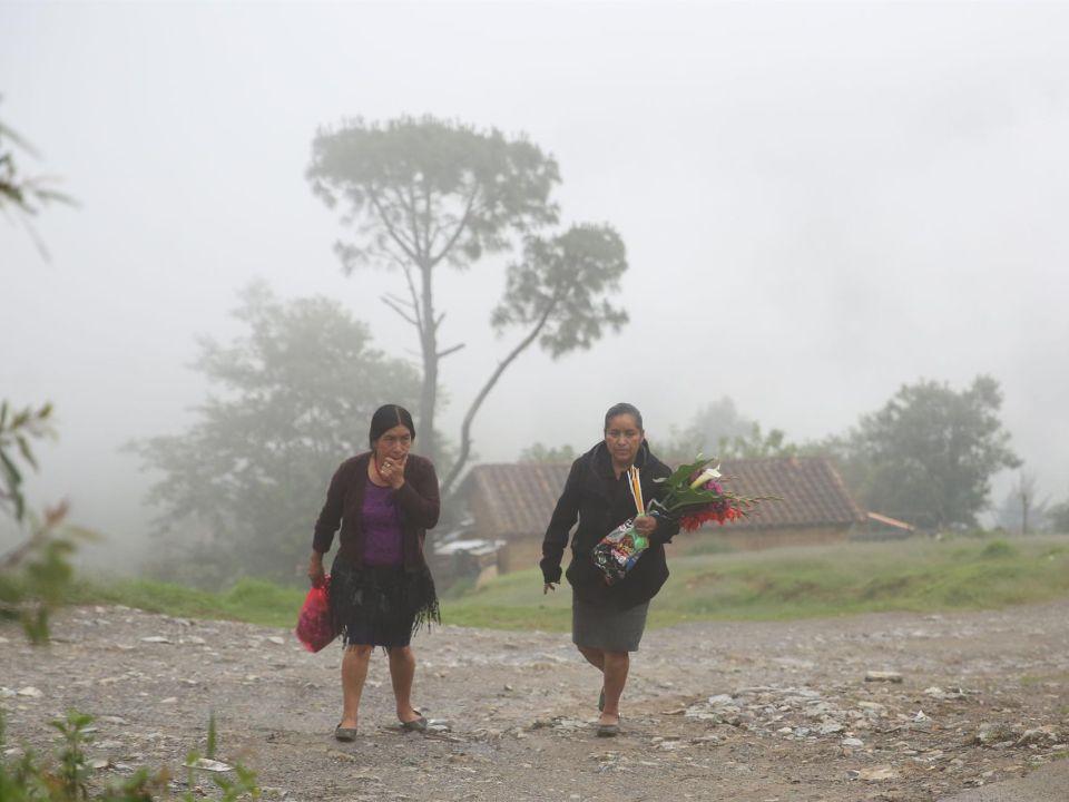 Lluvias en Guatemala
