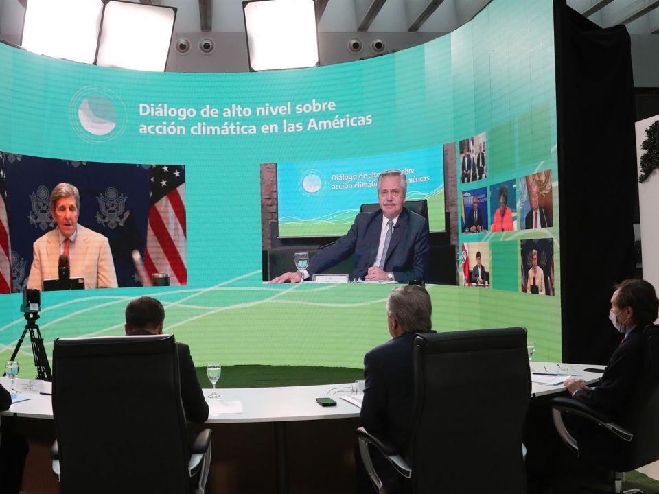 Diálogo de alto nivel sobre acción climática en las Américas