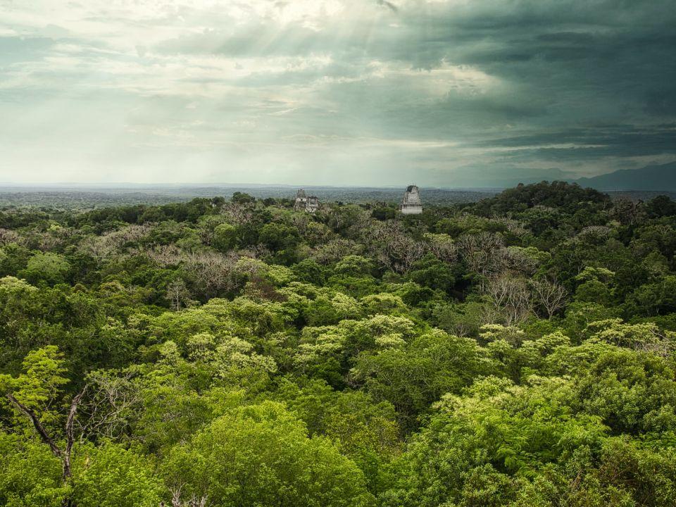 Itikal, Guatemala