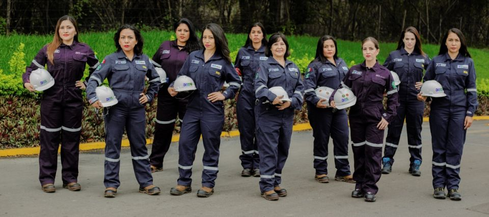 Mujeres AES